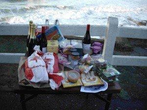 Le colis de Noël 2011 offert par Roger Tourret, encore mieux que l'année dernière dans colis de Noël pour-deux-personnes-300x225