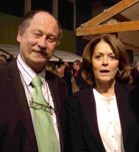 11 janvier 2012: les voeux de Martial Herbert dans conseil municipal Avec-Régine-Splinglard-275x300