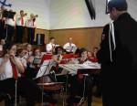 2 l'orchestre dirigé par Louis Quehen