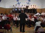 8 Laurent Condette dirige l'orchestre