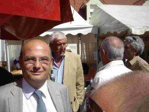 19.F. Wacheux, H. Poher et Marc Sarpaux