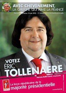 Casting électoral: Eric Tollenaere dans politique Eric-Tollenaere-213x300