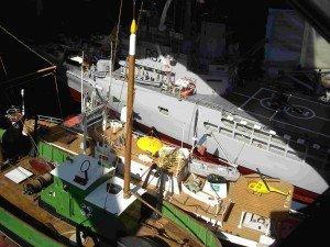 Une flotte de guerre à Audresselles le-port-dAudresselles-miniature-300x225