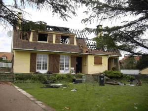 Incendie à Audresselles le long de la Manchue maison-brûlée-300x225