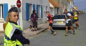 Le marathon du 14 septembre 2014 rue Edouard Quenu
