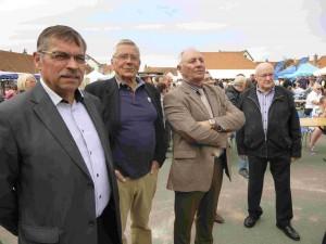 Francis Bouclet, Paul Malahude, Francis Sarpaux, Roger Tourret (2)