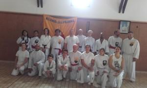 Arts martiaux Audresselles-Merlimont samedi 1er octobre 2016