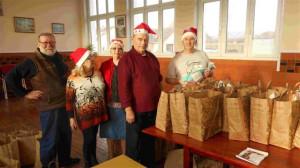 les cadeaux de Noël 2016 à la mairie