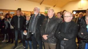 Cdt Marc Sarpaux et Cdt. Joël Fernagut janvier 2016